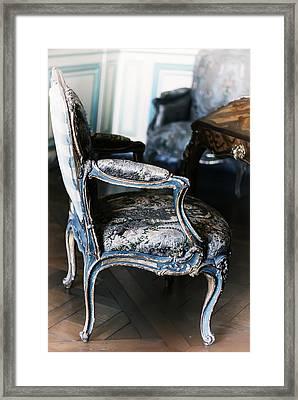 Very Elegant - Very Marie Antoinette Framed Print by Georgia Fowler