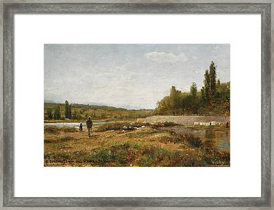 Vichy Framed Print by Alexei Petrovich