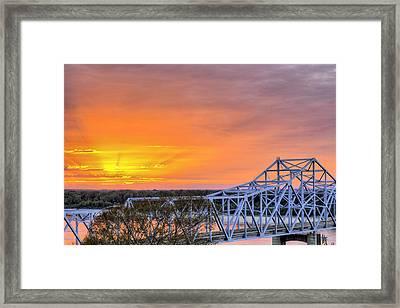 Vicksburg Mississippi Framed Print by JC Findley