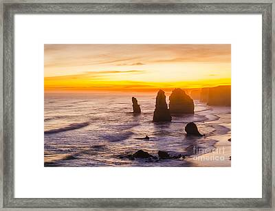 Victoria Tourist Attraction Framed Print by Jorgo Photography - Wall Art Gallery