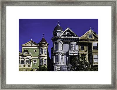 Victorian Beauties  Framed Print by Garry Gay
