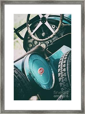 Vintage Bugatti T23 Framed Print by Tim Gainey