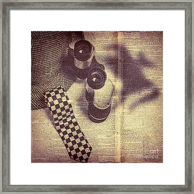Vintage Horse Racing Still Life Framed Print by Jorgo Photography - Wall Art Gallery