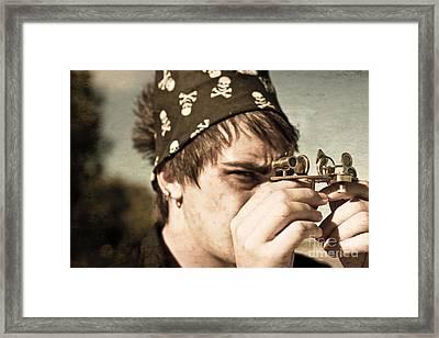 Vintage Navigation Framed Print by Jorgo Photography - Wall Art Gallery