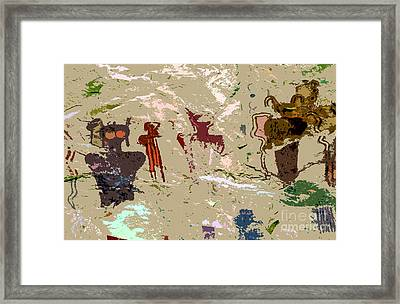 Vision Quest Framed Print by David Lee Thompson