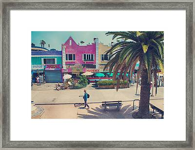 Waitin' For Victorio Framed Print by Laurie Search