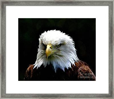 Wake Up America Framed Print by Robert Pearson