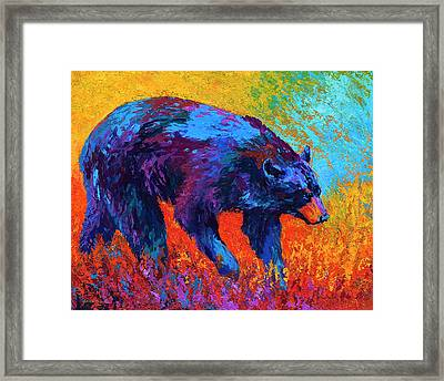 Walkabout Framed Print by Marion Rose