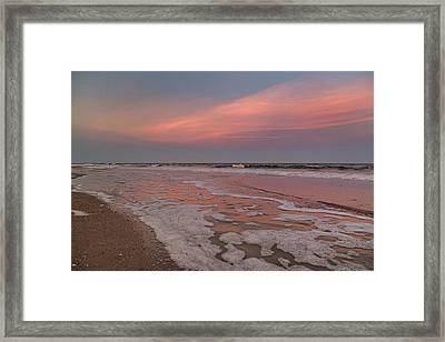 Walking In This Beauty Framed Print by Betsy C Knapp