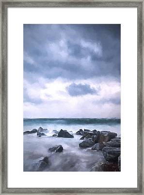 Wanted II Framed Print by Jon Glaser