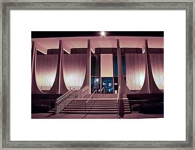 Washington Mutual Bank Building  Framed Print by Matthew Bamberg