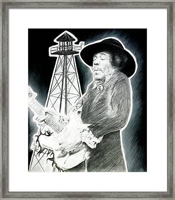 Watchtower Framed Print by Rockart