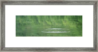 Water Framed Print by Panoramic Images