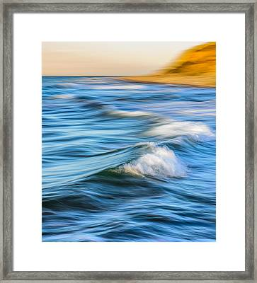 Watery Framed Print by Catalin Tibuleac