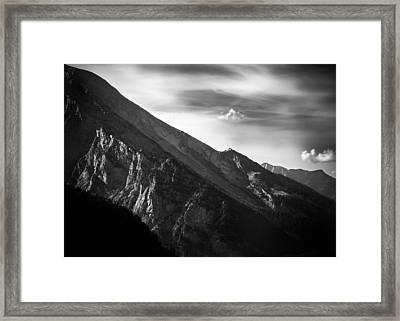 Watzmannhaus Framed Print by Alexander Kunz