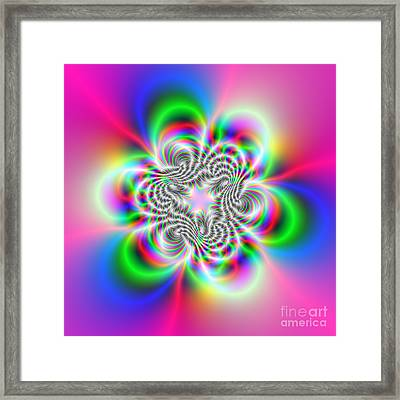 Wave 002 Framed Print by Rolf Bertram