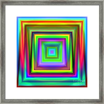 Wave 009 Framed Print by Rolf Bertram