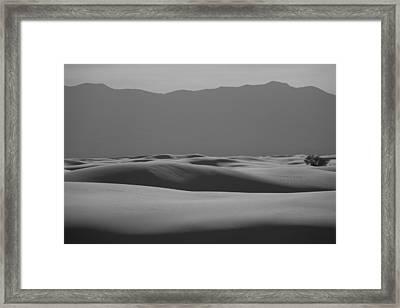 Waves Framed Print by Ralf Kaiser