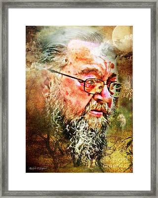 Wayward Son Framed Print by Rhonda Strickland