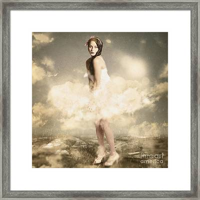 Weather Giants May Roam Framed Print by Jorgo Photography - Wall Art Gallery