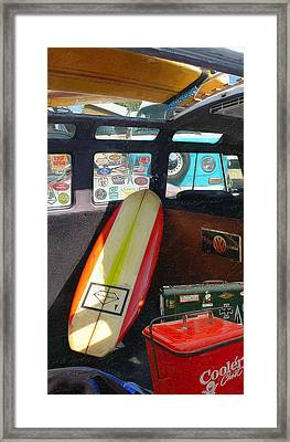 Wedge Special Framed Print by Ron Regalado