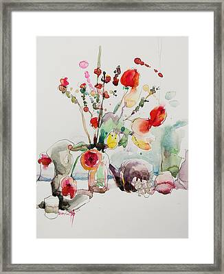 Weekend Framed Print by Becky Kim