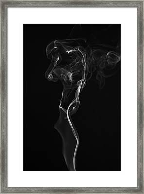 Weeping Woman Framed Print by Bryan Steffy