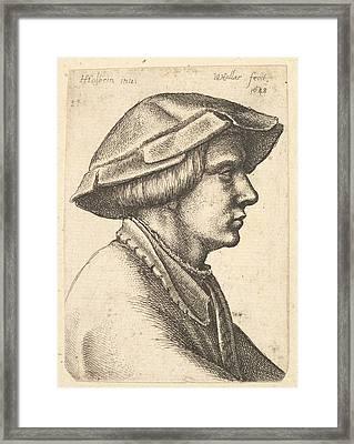 Wenceslaus Hollar Framed Print by MotionAge Designs