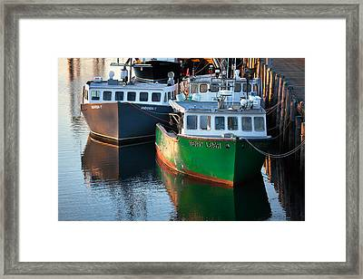 Wendy Leigh Framed Print by Eric Gendron