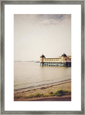 West Coast Framed Print by Cindy Grundsten