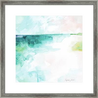 What Day Is It? Framed Print by Stephie Jones
