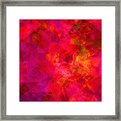 What The Heart Wants Framed Print by Wendy J St Christopher