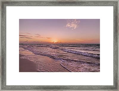 What Tomorrow Will Bring Framed Print by Betsy C Knapp