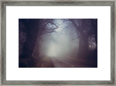 What's Beyond? Framed Print by Chris Fletcher