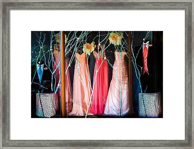 When Love Feels New Framed Print by Karen Wiles