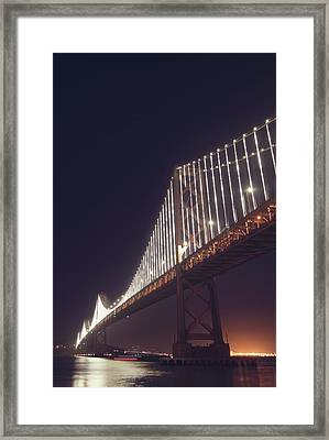 When We Get To It Framed Print by Laurie Search
