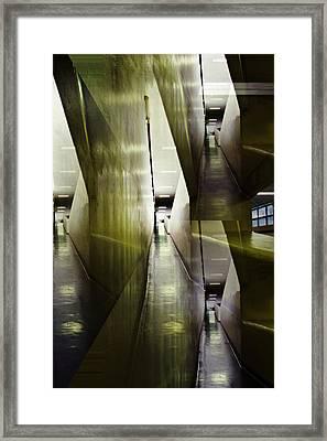 Which Way Framed Print by Scott  Wyatt
