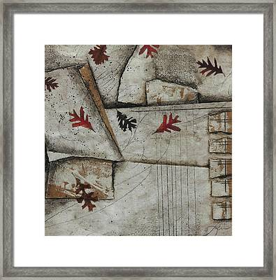Whirling Winds Framed Print by Laura Lein-Svencner