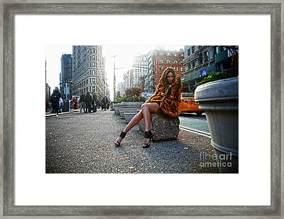 Whiskey And Cognac  Framed Print by Artisan Array