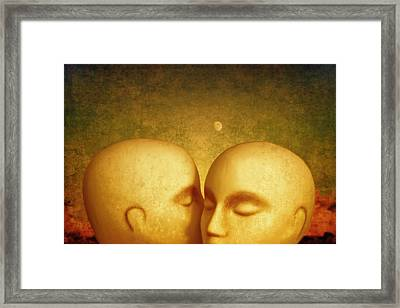 Whispers Framed Print by Jeff  Gettis