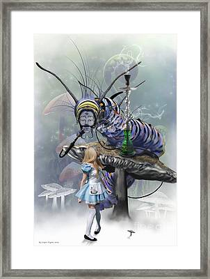 Who Are You  Framed Print by Crispin  Delgado