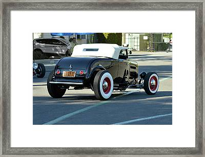 Wide Whites Framed Print by Bill Dutting