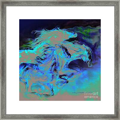 Wild Things Framed Print by Mike Massengale
