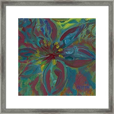 Wildflower 1 Framed Print by John Keaton