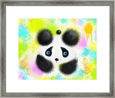 Will I Fit In Framed Print by Oiyee At Oystudio