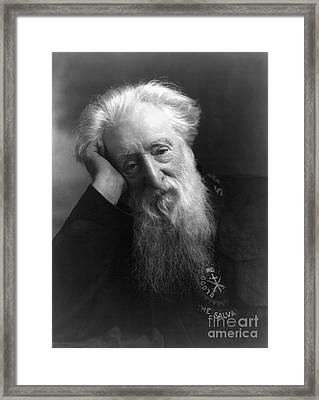 William Booth (1829-1912) Framed Print by Granger