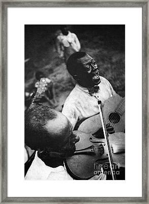 Wilson Jones, 1934 Framed Print by Granger
