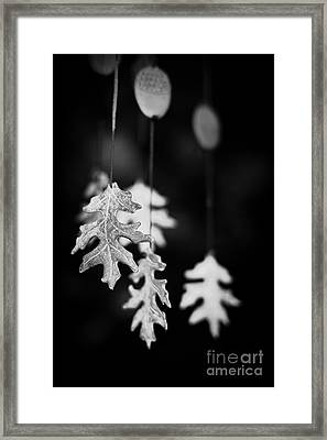 Wind Chime Framed Print by Patrick M Lynch