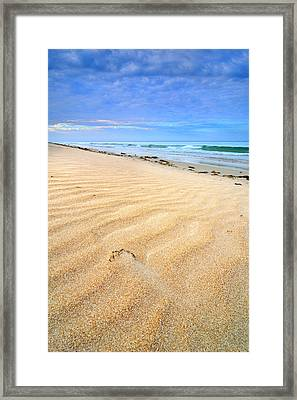 Wind Framed Print by Guido Montanes Castillo
