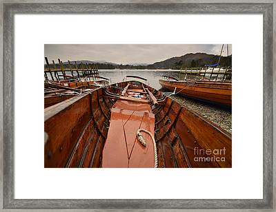Windermere Framed Print by Stephen Smith